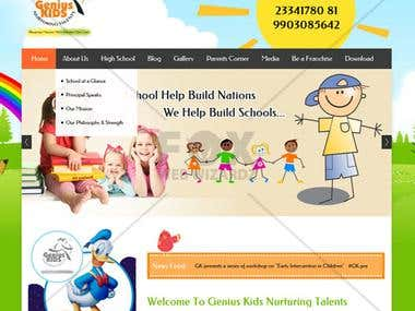 Genius Kids India