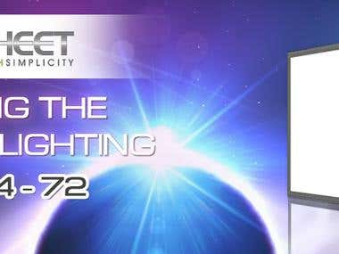 Banner design: Litesheet (LS4824)