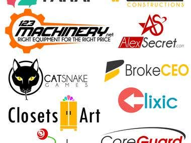 Logo Designs part 1