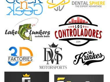 Logo Designs part 3
