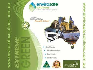 Brochure Design: EVSS.com.au