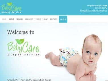 Baby Care Diapers