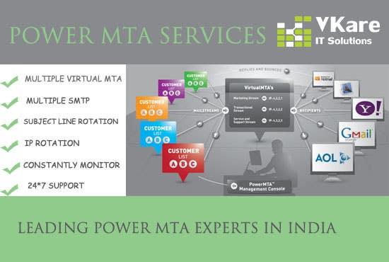 PowerMTA services | Freelancer