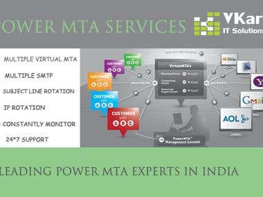PowerMTA services
