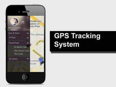 GPS Tracking  System