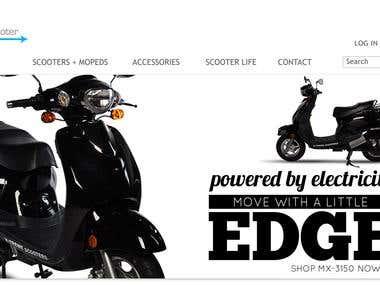 Zippy scooters