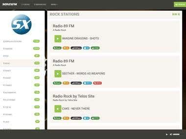 SoniXFM Broadcast Network