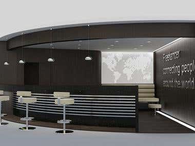 Proposal for Bar interior