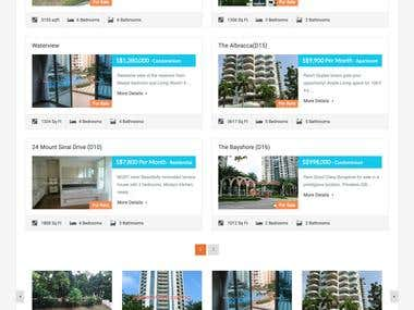 Realestate Site
