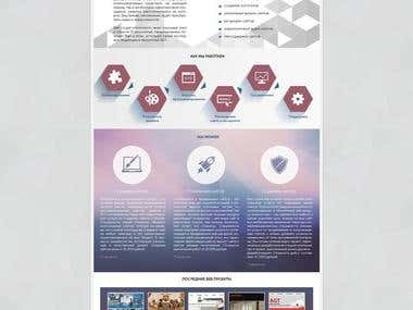 RESPONSIVE WORDPRESS WEbsite design