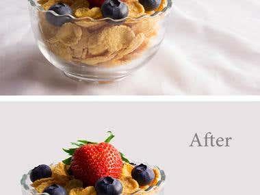 Breakfast (Food Photography)
