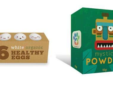 Little Zebra Shopper toy-products for children