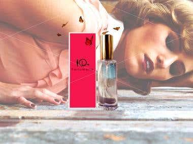 Perfume Banners