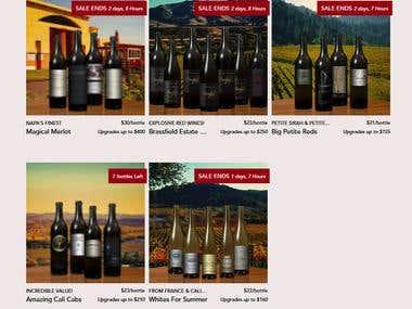 wine order site