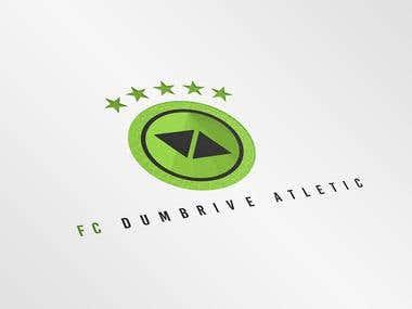 Dumbrive Atletic Logo