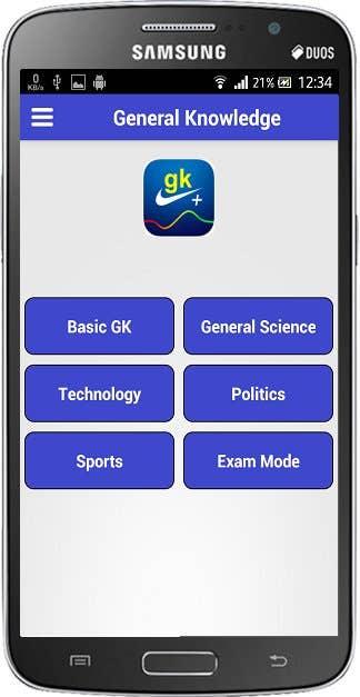 General Knowledge Quiz App
