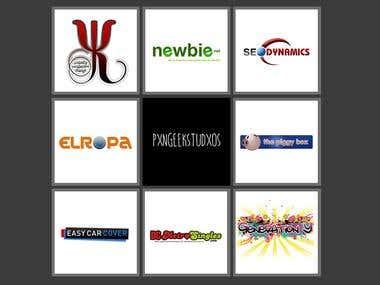 Pink Geek Studios - Logo Designer