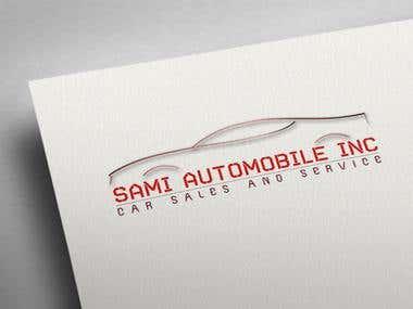 SAMI AUTOMOBILES logo