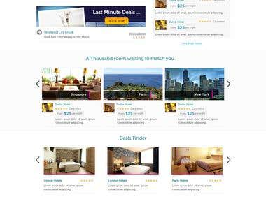 Hotel Booking Site Design & Development