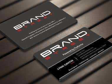 Design some Business Cards for New Business
