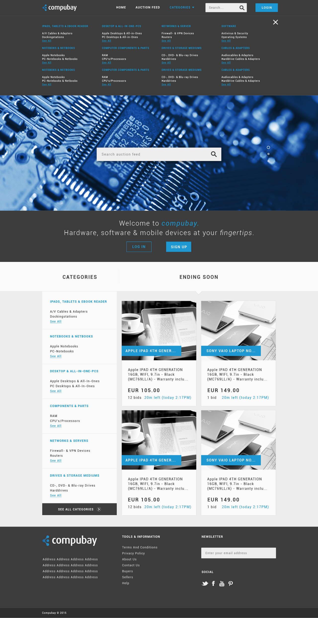 WordPress Ultimate Auction Plugin
