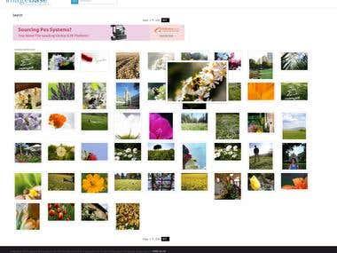 Smarty Photostore Website