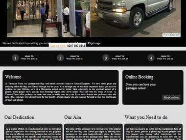 html site