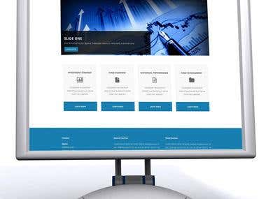 Simple Trading fund website