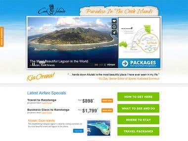 Paradiseincookislands.com