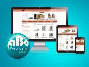 Website catalog