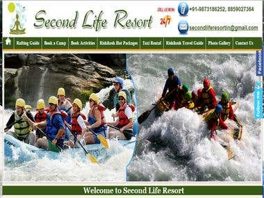 secondliferesort.in