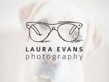 Laura Evans Photography Brand ID