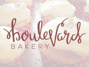 Boulevard Bakery Brand ID