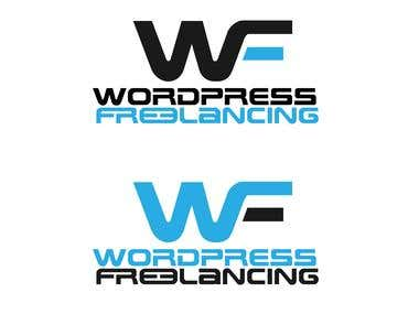 Wordpress freelancer logo