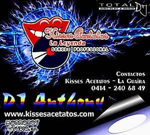 kisses acetatos