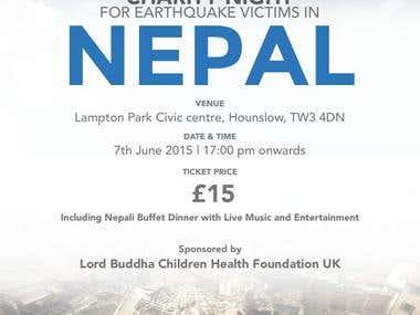Nepal Leaflet