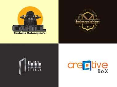 Recent Logo Designs