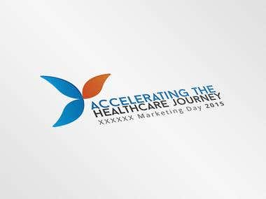 Accelerating the Healthcare journey Logo