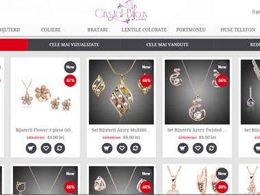 Crystal-Bijoux.com
