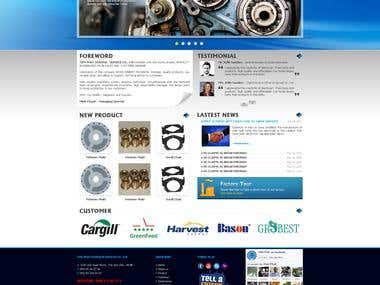 MACHINERY COMPANY WEBSITE