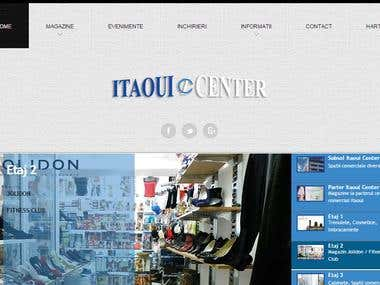 Website - ItaouiCenter.ro