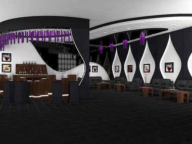 design a Freelancer bar