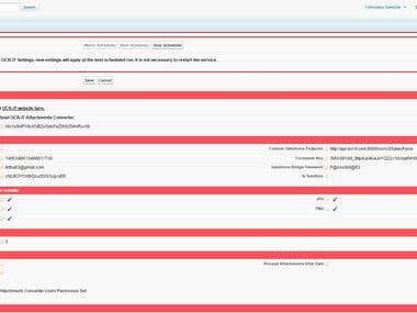 OCR Salesforce App Development