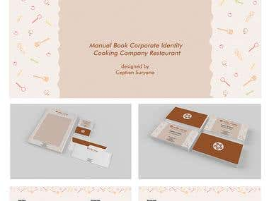 Cooking Company Corporate Identity