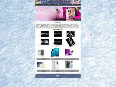 Paarees Perfumes (Website)