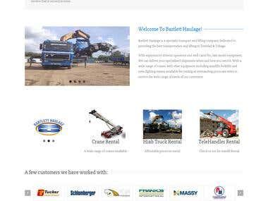 Bartlett Haulage Transport Company