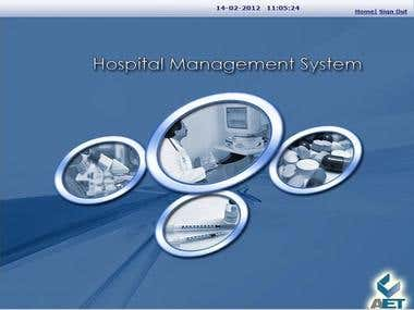 Elaj- Hospital Management System