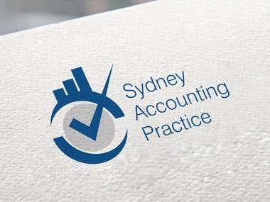 Sydney Accounting Logo