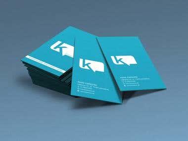 Karasira Business Card