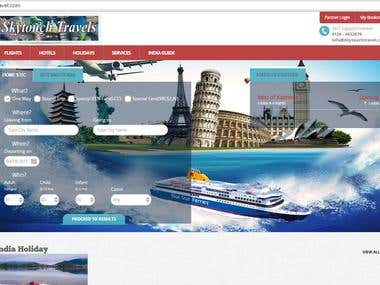 Online Ticket Booking Portal
